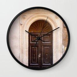 Picenum Wall Clock