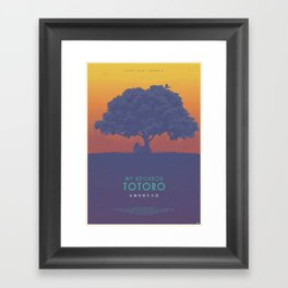 The Spirit Tree Framed Art Print