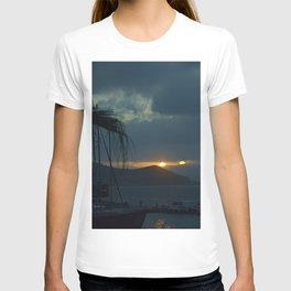 Sunset Naxos 1 T-shirt