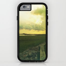 océano 7 iPhone Case
