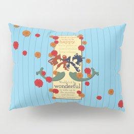 Happy Darling Mermaids Pillow Sham