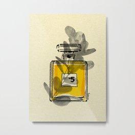 Perfume Metal Print