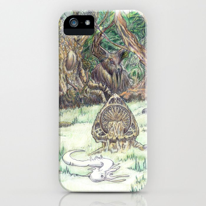 RHX Forest Logo iPhone Case
