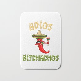 Aidos Bitchachos - Cinco De Mayo Chili Bath Mat