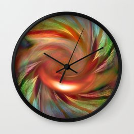 Ecstasy Wall Clock