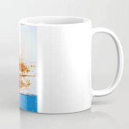 Leaned Coffee Mug
