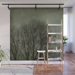 The Eagle Tree Wall Mural