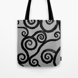 Spirals - pieces of Dublin Tote Bag