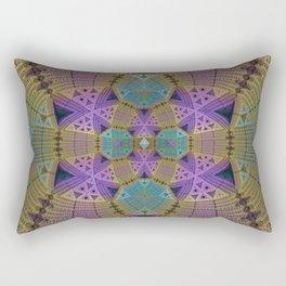 Complex Symmetry Rectangular Pillow