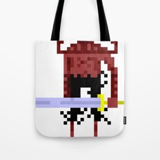 Pixel Devil! Tote Bag