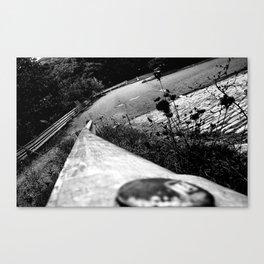 Guardrail  Canvas Print