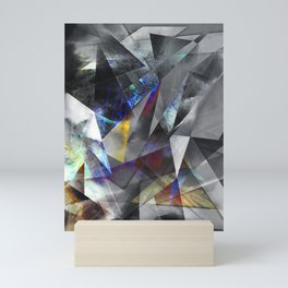 Diamond Sentiment Mini Art Print