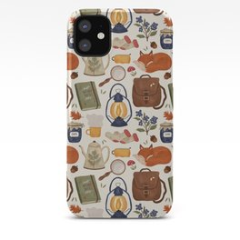 Woodland Wanderings iPhone Case
