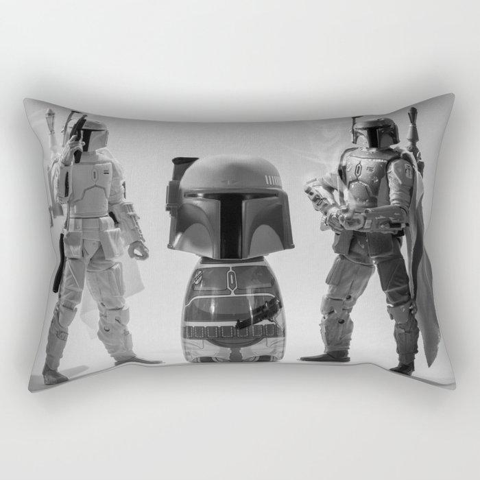 """FETTS"" Rectangular Pillow"