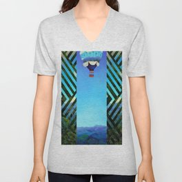 Jungle Rescue Unisex V-Neck