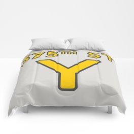 375th Street Y Comforters