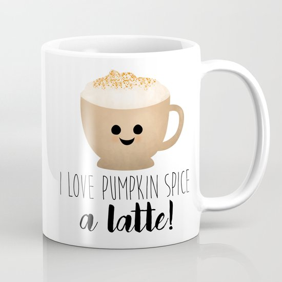 I Love Pumpkin Spice A Latte! by avenger