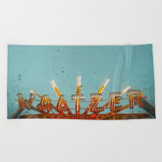 Waltzer Beach Towel
