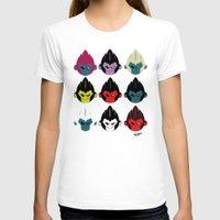 gorillaz T-shirts featuring Gorillaz by DexDexign