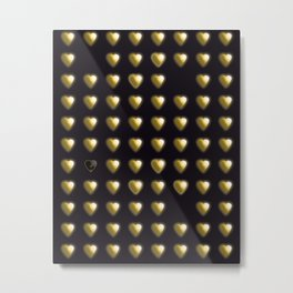 All out of Love Metal Print