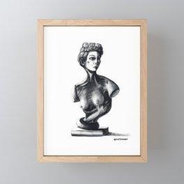 Life in motion Framed Mini Art Print