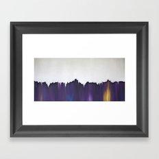 Reveal - 7 Framed Art Print