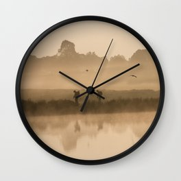 Synchronised check Wall Clock