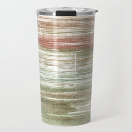 Rustic abstract Travel Mug