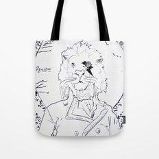 Richard Coeur Tote Bag