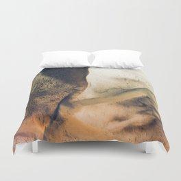 Desert Land Duvet Cover