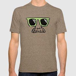 Too Cool (pea green) T-shirt