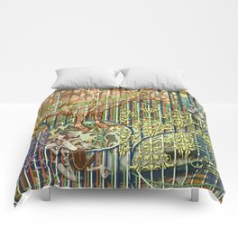 Driving Out Miss Martineau Comforters