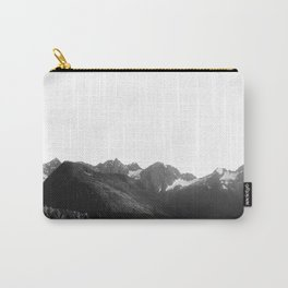 British Columbia Landscape Photography   Vancuver   Mountains and Lake Carry-All Pouch