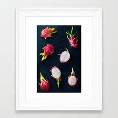 fruit 7 Framed Art Print