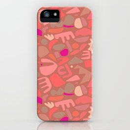 Wild N Out iPhone Case