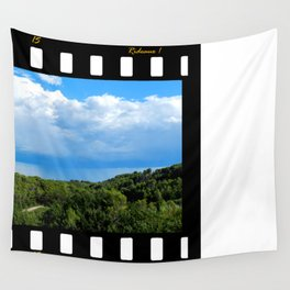 Rideaux ! Wall Tapestry