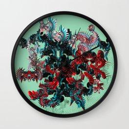 species Wall Clock