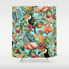 The Tropics || #society6artprint #society6 Shower Curtain