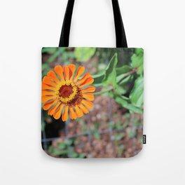 Flower No 5 Tote Bag