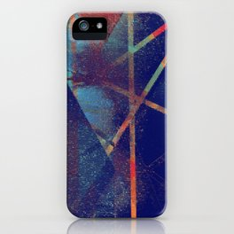 falling to earth iPhone Case