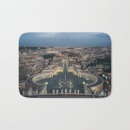 St. Peter's Square Bath Mat
