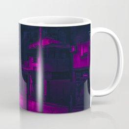 Cyberpunk Street Car Coffee Mug