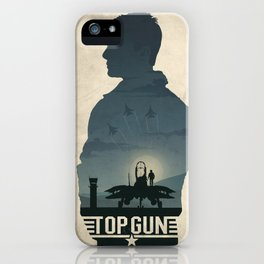 Top Gun iPhone Case