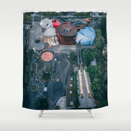 EMP / MoPop Shower Curtain