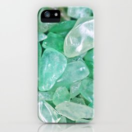 Aventurine iPhone Case
