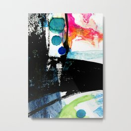 Ecstasy Dream No. 8 by Kathy Morton Stanion Metal Print