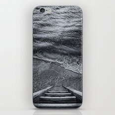 Steps to the Sea iPhone & iPod Skin