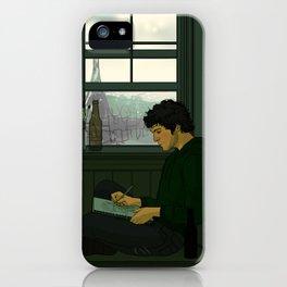 Grantaire iPhone Case