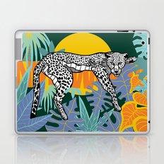 Jungle Illustration Laptop & iPad Skin