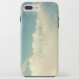 Carpe Diem iPhone Case